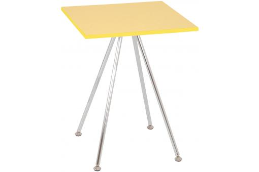 Table d'appoint jaune MINRA SoFactory