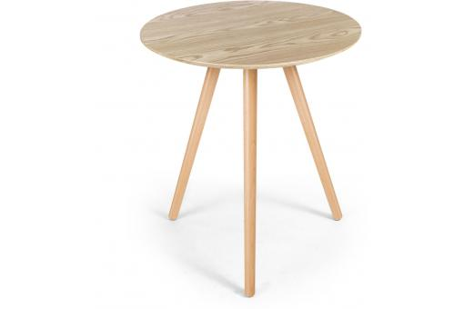 Table D'Appoint Scandinave Chêne Clair NEMO SoFactory
