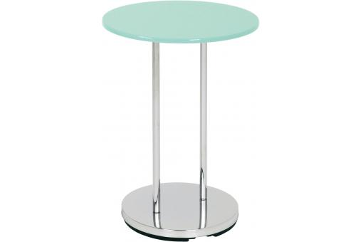 Table d'appoint vert clair MELOX