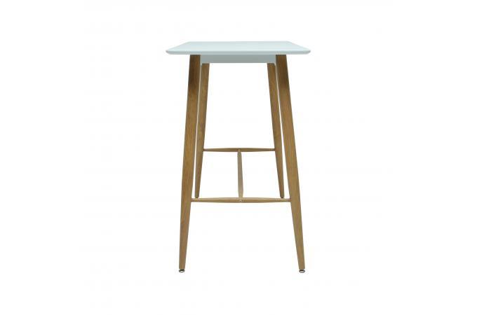 table de bar scandinave latika design sur sofactory. Black Bedroom Furniture Sets. Home Design Ideas