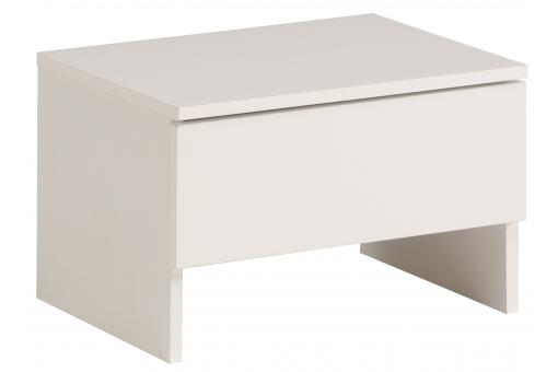 Table de chevet blanche VIVIENNE SoFactory