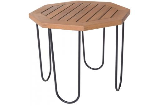 Table de Jardin Hexagonale Acacia MAELLE SoFactory
