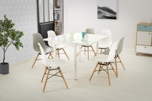 Table extensible Sofactory Blanc So295161-0000