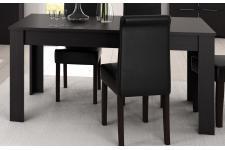 Table Salle A Manger Noir Large Choix Sur Sofactory