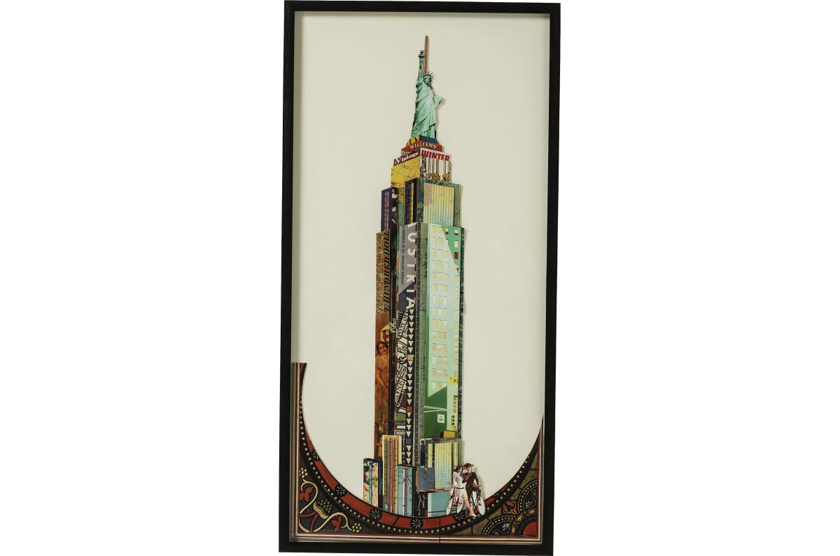 Tableau Empire State Building GABIOLA SoFactory