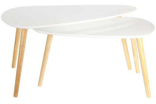 Table basse Blanc CM243839-0000