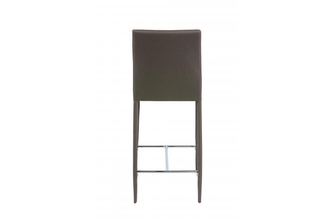 tabouret de bar beige denis design sur sofactory. Black Bedroom Furniture Sets. Home Design Ideas