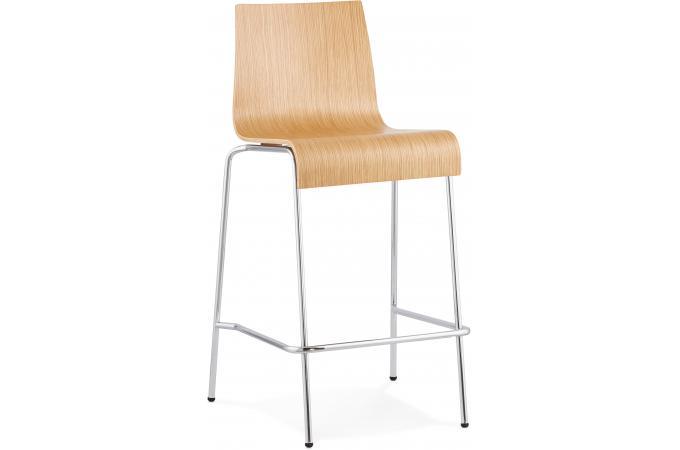 Tabouret de bar bois h94 bup design pas cher sur sofactory - Chaise de bar en bois pas cher ...