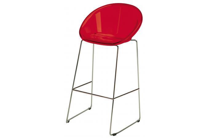 Tabouret De Bar Design Rouge Ellie Design Sur Sofactory