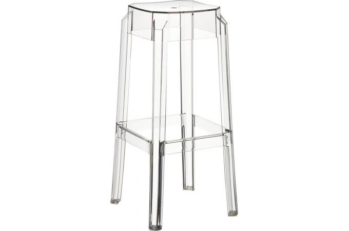 Tabouret de bar design transparent SOXX