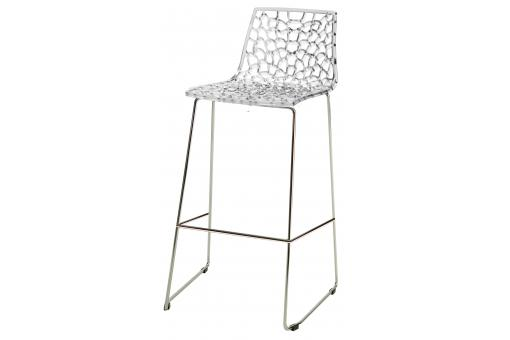Tabouret de Bar Design Transparent GURU SoFactory