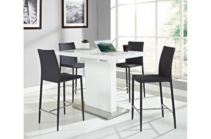 Tabouret De Bar Gris Anthracite Denis Design Sur Sofactory