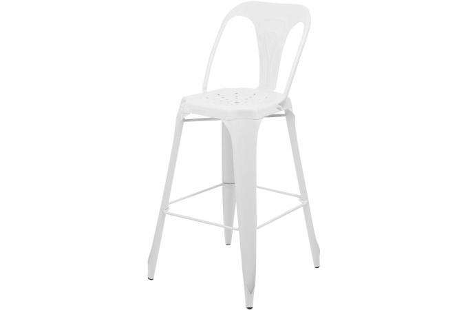 De Design Tabouret Avec Samson Bar Sur Industriel Dossier Blanc rBQdhCxts