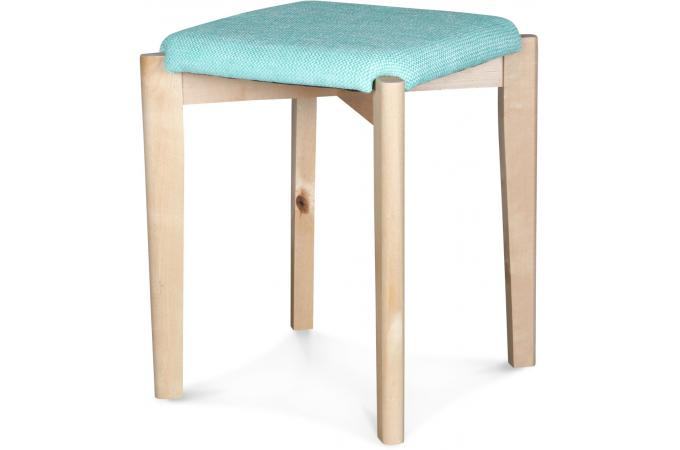 tabouret style r tro scandinave bleu camelia design sur sofactory. Black Bedroom Furniture Sets. Home Design Ideas