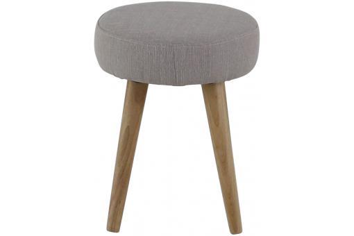 tabouret scandinave gris beige alwyn design sur sofactory. Black Bedroom Furniture Sets. Home Design Ideas