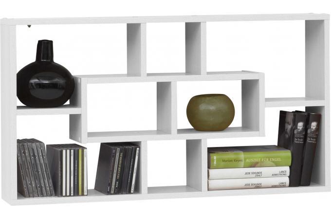 Tag re murale 8 cases blanc rico design en direct de l 39 usine sur sofactory - Bibliotheque blanche pas cher ...