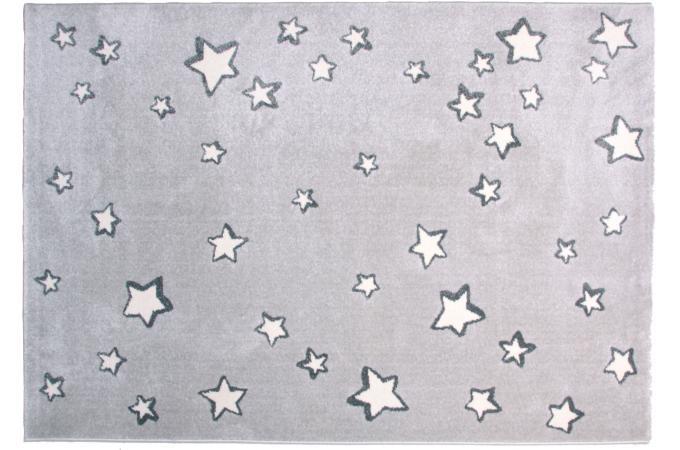 tapis enfant rectangulaire etoile 120x170cm hiamoe design With tapis enfant avec canapé sofactory