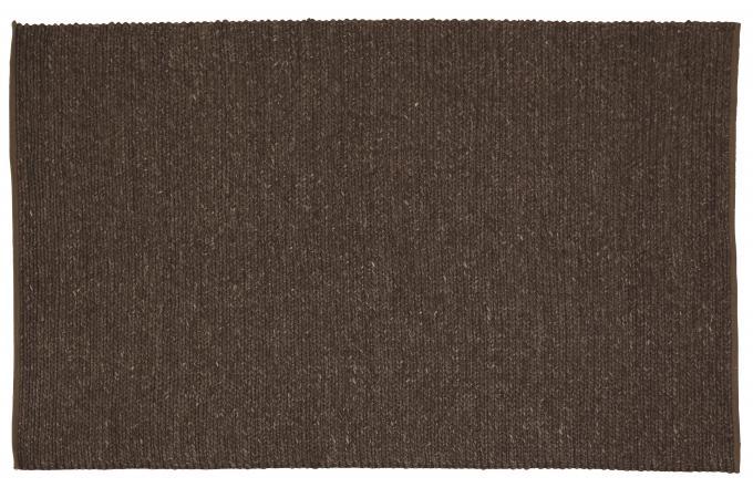 tapis 200x300 laine noir chin vapa - Tapis 200x300