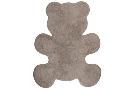 Tapis ourson taupe 80x100cm BEAR SoFactory
