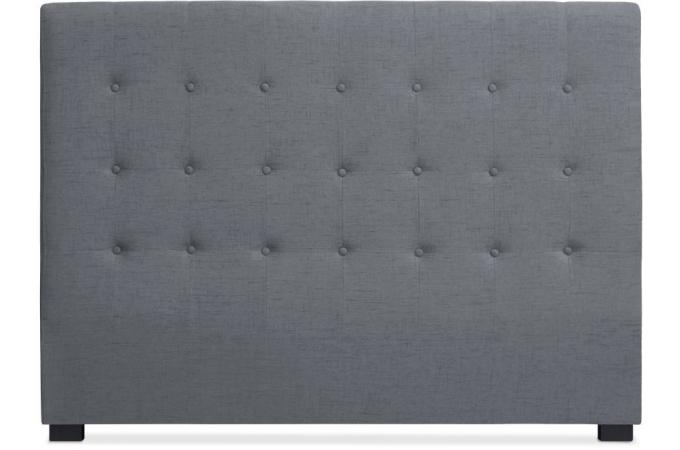Tête De Lit Tissu Gris 160 Cm Luxury Design Sur Sofactory