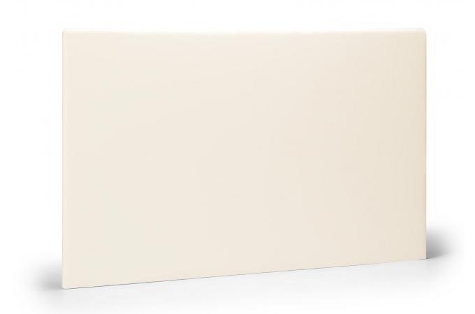 t te de lit 160 blanche reina design sur sofactory. Black Bedroom Furniture Sets. Home Design Ideas