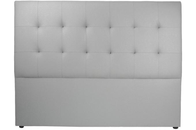 tete de lit 160 gris b ton barney design pas cher sur sofactory. Black Bedroom Furniture Sets. Home Design Ideas