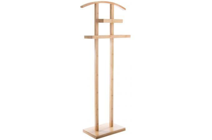 Valet de Chambre en Bambou Beige PANDI design sur SoFactory