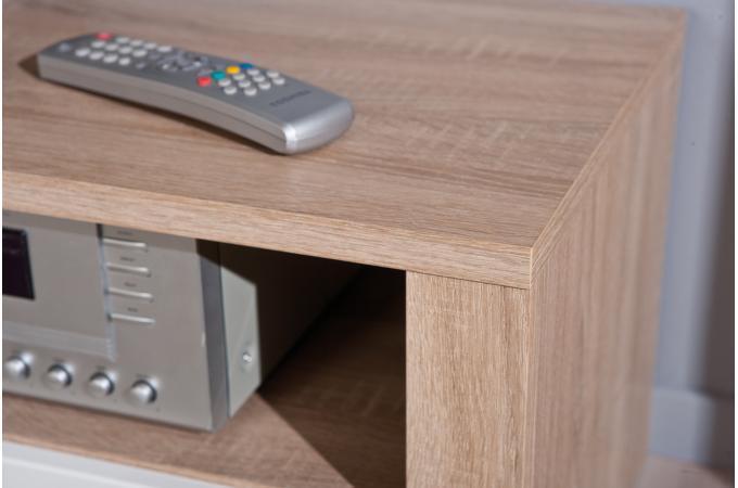 Meuble Tv 100 X 40 : Meuble TV en Chêne 150 x 40 CM ABSOLUTO design ...