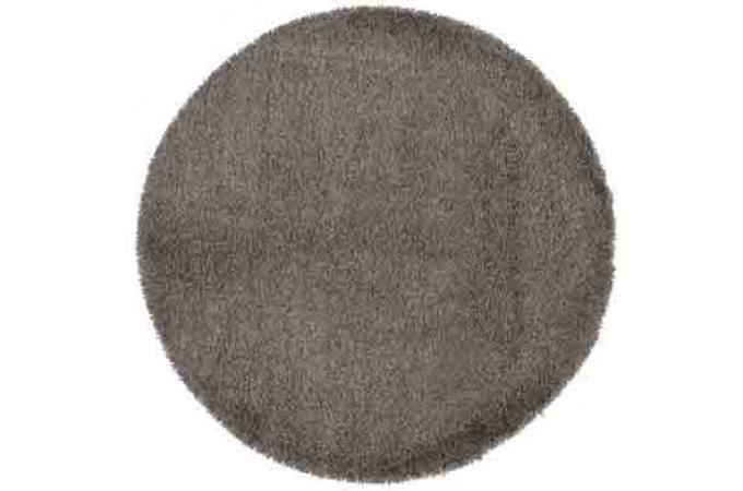 Tapis rond 160 gris CHANCE