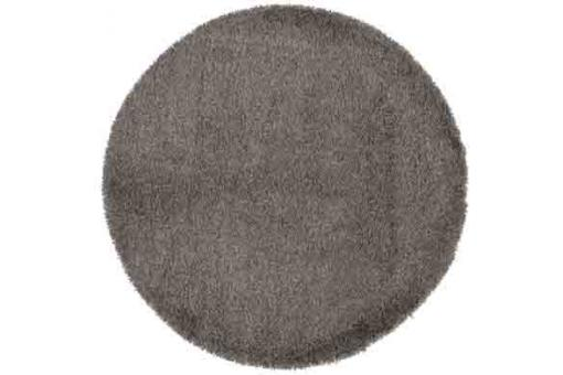 Tapis rond 200 gris CHANCE