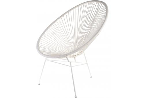 Fauteuil Zimaculto Blanc