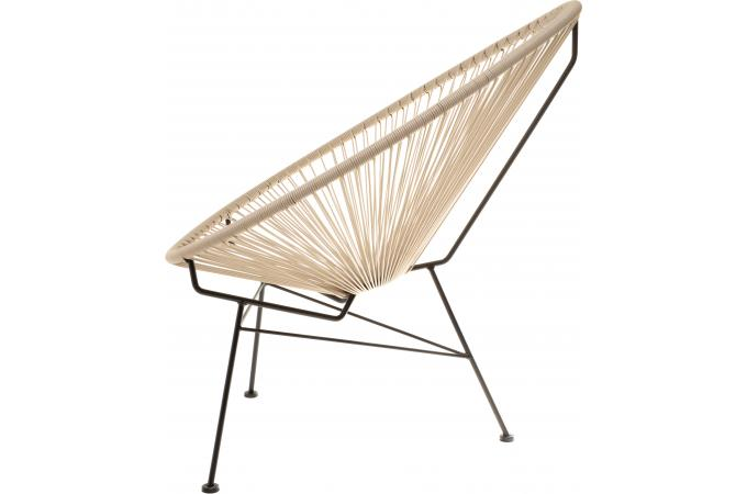 fauteuil zimaculto taupe design sur sofactory. Black Bedroom Furniture Sets. Home Design Ideas