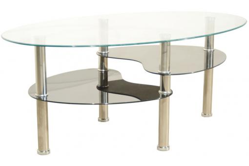 Table basse Noir WAVE SoFactory
