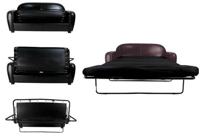 Canap club convertible deo design pas cher sur sofactory for Canape club convertible