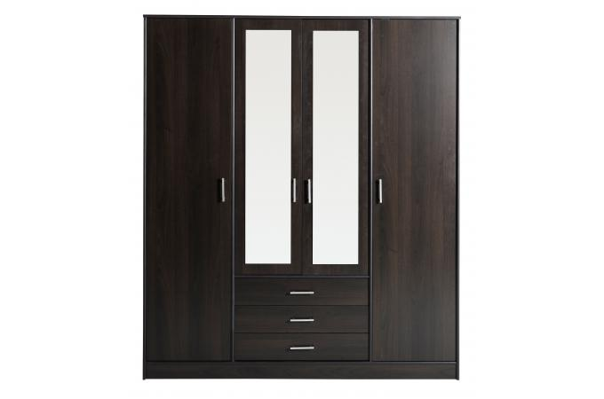 dressing avec tiroirs portes coulissantes. Black Bedroom Furniture Sets. Home Design Ideas