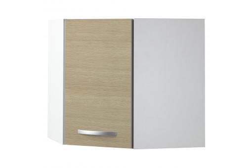 el ment haut de cuisine angle en panneau de particules ch ne cyprien design sur sofactory. Black Bedroom Furniture Sets. Home Design Ideas