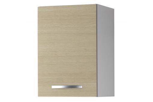 el ment haut de cuisine en panneau de particules ch ne. Black Bedroom Furniture Sets. Home Design Ideas