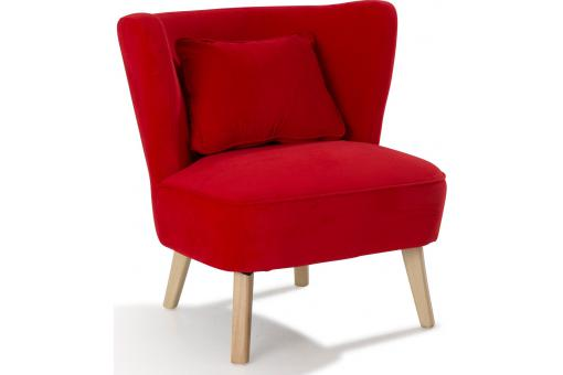 Fauteuil Rouge So112690-0000