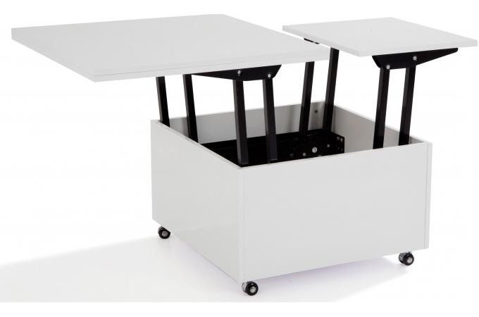 Table basse relevable pas cher - Table basse up and down pas cher ...