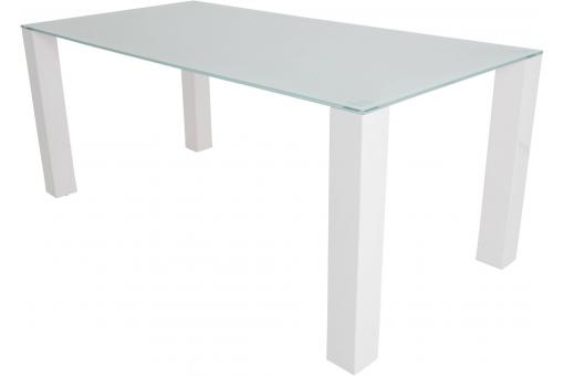 Table blanche NOTTERDAM SoFactory