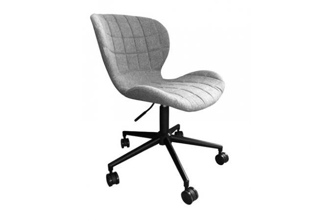 Chaise de bureau grise pas cher - Chaise de bureau design pas cher ...