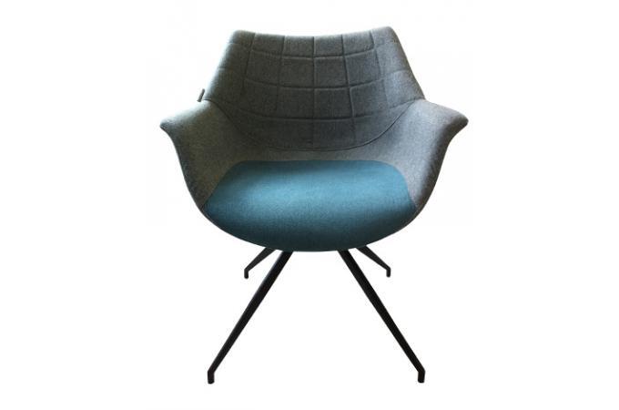 fauteuil vintage bleu emeraude design pas cher sur sofactory. Black Bedroom Furniture Sets. Home Design Ideas